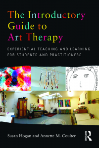 Introductory Guide to Art Therapy Book Cover